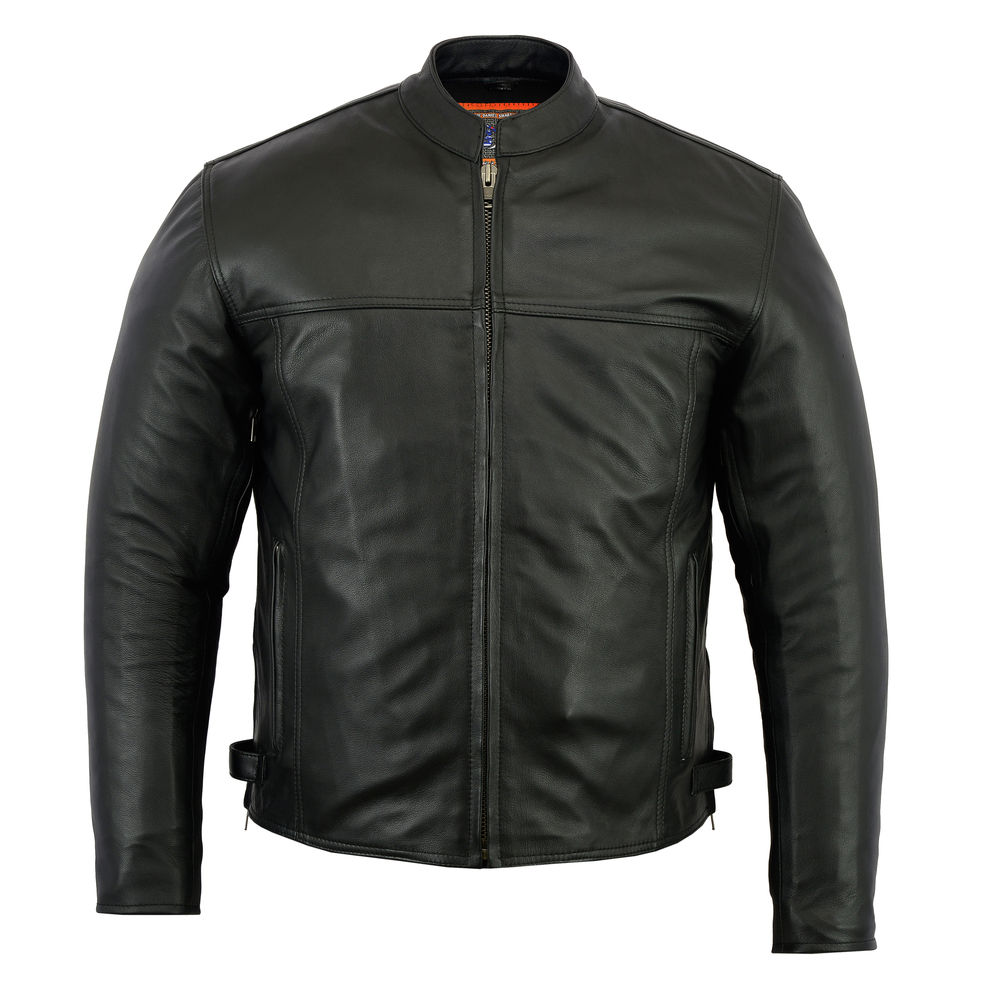 Mens Scooter Jackets