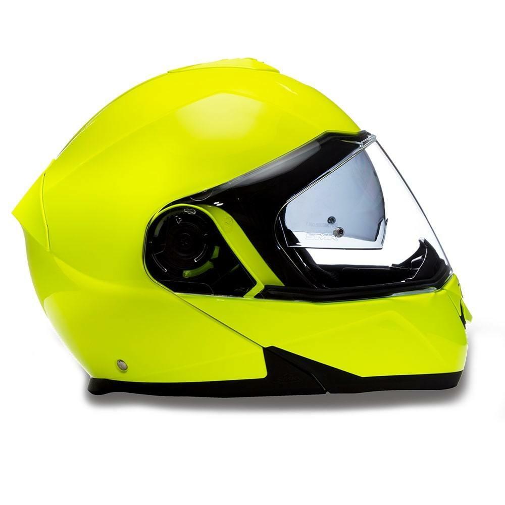 Approved Modular Helmets Daytona Biker Helmet D.O.T Glide