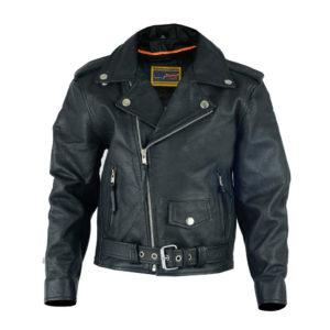 Kid's Leather